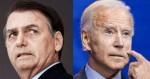 """Bolsonaro manda """"saudações"""" a Biden por vitória nas eleições americanas"""