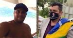 Eustáquio preso, André do Rap solto. Esse é o Brasil...