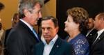 """Dilma e Collor recusam convite de Dória e """"fogem"""" da vacina chinesa"""