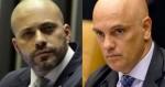 """Em duras palavras, deputado desabafa sobre 'acidente' de Eustáquio: """"Moraes é integralmente culpado"""""""