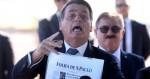 Folha distorce novamente fala do presidente e é desmascarada na web (veja o vídeo)