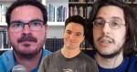 """'Intelectual' tenta """"passar o pano"""" em Felipe Neto e leva resposta certeira de Constantino (veja o vídeo)"""