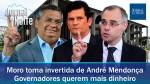 """""""Mais um lockdown é suicídio nacional"""", alerta Victor Feitosa, que participou das manifestações em Manaus (veja o vídeo)"""