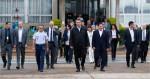 Bolsonaro volta à Brasília para um ano decisivo (veja o vídeo)