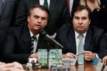 """Maia chama Bolsonaro de """"covarde"""" e recebe o pior castigo"""