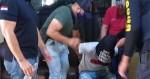 Líder do PCC é preso no Paraguai e criminosos tentam resgatá-lo na delegacia