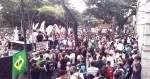 """Multidão toma conta de BH contra decreto de Kalil que obrigou o """"fechamento"""" do comércio (veja o vídeo)"""