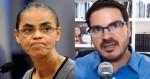 """Marina Silva tenta """"lacrar"""" e toma resposta fulminante de Constantino"""