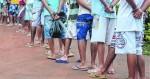 """No Rio, quase 6 mil detentos beneficiados com a """"saidinha"""" continuam soltos"""