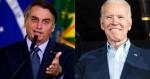 A carta de Bolsonaro para Joe Biden (veja o vídeo)