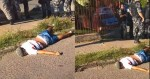 """Em revide inesperado, dupla de bandidos tenta roubar carro e tem """"CPFs cancelados"""" (veja o vídeo)"""