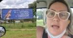 """Revoltada, moradora de Mato Grosso do Sul denuncia publicidade """"eleitoreira"""" de Doria (veja o vídeo)"""
