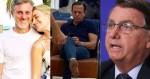 """Bolsonaro detona hipocrisia de Doria e Huck: """"Não sou de fechar e ir para Miami, nem como outro que foi para uma ilha, o narigudo"""" (veja o vídeo)"""