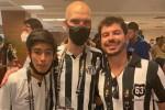Fica em casa, enquanto nós vamos assistir a final da Libertadores