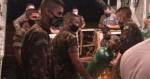 Exército leva oxigênio e vacinas para o interior do Pará