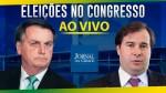 AO VIVO: Eleições para a Câmara e o Senado (veja o vídeo)