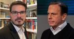 O surto de João Doria em cadeia nacional e todas as revelações de Rodrigo Constantino (veja o vídeo)