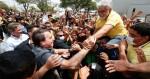 """Bolsonaro retorna ao Maranhão, é ovacionado pela população e, certamente, causa """"inveja"""" no comunista Dino (veja o vídeo)"""