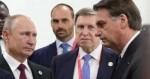 """A aliança Bolso-Putin e o passado do russo na """"polícia secreta"""": """"Uma vez KGB, sempre KGB"""" (veja o vídeo)"""