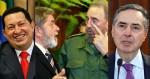 """De Lula a Fidel todos foram ludibriados pelo """"bolivarianismo""""... É o que se extrai da """"brilhante"""" conclusão de Barroso"""