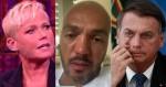 """Xuxa chega ao """"fundo do poço"""", sai em defesa de cantor Belo e ataca Bolsonaro"""