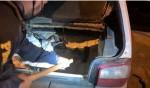 PRF apreende cocaína em lataria de carro e registra em vídeo o trabalho exitoso (veja o vídeo)