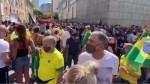 Manifestantes vão às ruas em POA e Eduardo Leite põe o batalhão de choque de prontidão (veja o vídeo)