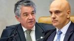 AO VIVO: Marco Aurélio chama Moraes de 'xerife' e Fux de 'autoritário' / Doria tranca SP (veja o vídeo)