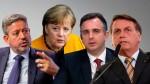 AO VIVO: Bolsonaro e o pacto contra a pandemia / Merkel encerra o 'fique em casa' / Supremo no comando (veja o vídeo)