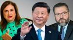 AO VIVO: China se livra de Ernesto Araújo / Ministro da Defesa pede demissão / Caos na Bahia (veja o vídeo)
