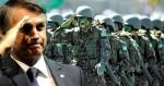 Bolsonaro define os novos comandantes das Forças Armadas