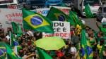 Em ato contra Eduardo Paes, trabalhadores do Rio de Janeiro protestam contra lockdowns