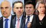 """A coligação """"O Brasil abaixo de tudo, o Supremo acima de todos"""" é teoria conspiratória?"""