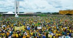 O povo se prepara para o dia 1° de maio: Exigir voto impresso ao Congresso
