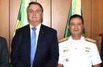A travessia do almirante Garnier, o novo comandante da Marinha do Brasil, um democrata, defensor da liberdade