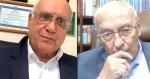 """Ao lado do jurista Ives Gandra Martins, senador defende a criação da """"CPI da Toga"""" (veja o vídeo)"""