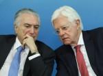 Temer e Moreira, réus na Lava Jato, solicitam transferência de seus casos de Curitiba para Brasília