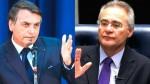 """Bolsonaro dá lição em Renan: """"O que mata é desvio de recurso público"""" (veja o vídeo)"""