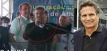 Tricampeão Nelson Piquet comparece na inauguração em Rondônia e manda um recado para a Globo (veja o vídeo)