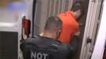 Autor de ataque à creche em Saudades (SC) recebe alta e vai para a cadeia (veja o vídeo)