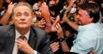 """Ante o """"sucesso"""" de Bolsonaro em Alagoas, Renan dá chilique e ataca novamente o presidente"""