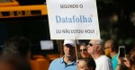 Sem vergonha alguma, manipulação do Datafolha volta com força total (veja o vídeo)