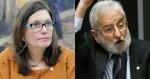 """Deputado do PSOL """"surta"""" causa tumulto em sessão do CCJ e Bia Kicis impõe autoridade (veja o vídeo)"""