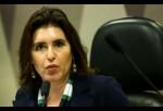 """Na """"CPI dos horrores"""", Simone Tebet perde o controle, tenta imputar crime a Ernesto Araújo e passa vergonha (veja o vídeo)"""