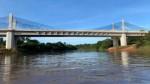 Bolsonaro entrega ponte que liga Piauí ao Maranhão em menos de um minuto