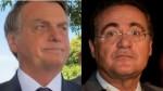 Bolsonaro rebate críticas de Renan e relembra polêmicas envolvendo o relator da CPI (veja o vídeo)