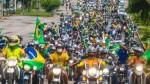 """Povo se junta e vai às ruas de Recife para mais uma """"motociata"""" de sucesso (veja o vídeo)"""