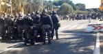 Confusão entre policiais e indígenas em frente à Câmara deixa policiais feridos (veja o vídeo)