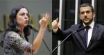 """Deputada do PSOL """"surta"""" e é """"calada"""" por Carlos Jordy: """"Delírios psicóticos"""" (veja o vídeo)"""