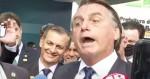 """Jornalista faz pergunta deturpada e Bolsonaro solta o verbo: """"Ridículo, ridículo! Vamos fazer perguntas inteligentes"""" (veja o vídeo)"""